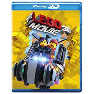 [Blu Ray 3D] The Lego Movie 3D - £2.99 - 365Games