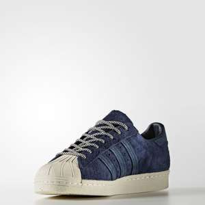 Adidas Originals Superstar 80s £29.99 delivered @ Adidas.co.uk (from midnight)