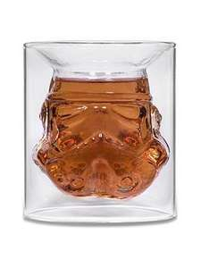 Star Wars Stormtrooper Glass £5.99 at Very. Free delivery with click and collect.