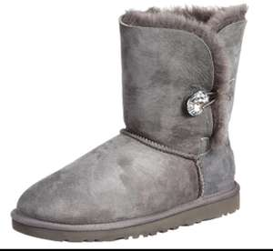 Woman's Ugg Bailey button bling winter boots - Size 7.5 for £125.19 (other sizes available) @ Amazon