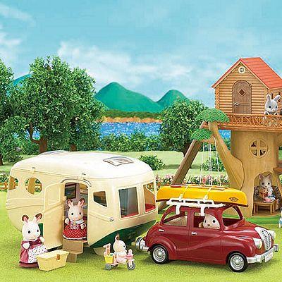 Sylvanian families caravan - £23.20 @ Tesco