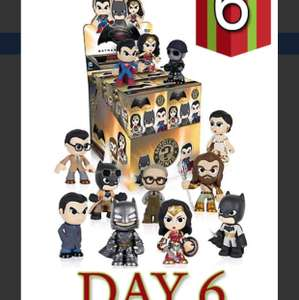 Forbidden planet Batman v Superman Mystery Minis Full Case of 12 for £25