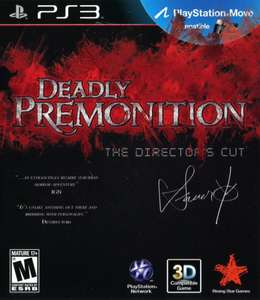 Deadly Premonition - The Director's Cut (PS3) £3.99 @ Game