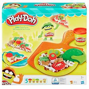 Play-Doh Pizza Party Set £4.85 @ Amazon - Add on item
