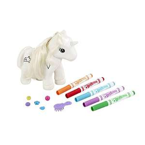 "Crayola 93020 ""Colour n Style"" Unicorn Craft Kit @ Amazon - £5.30 Prime / £9.29 non-Prime"