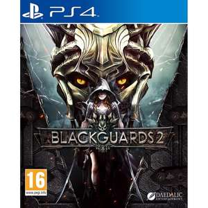Blackguards 2 PS4 £14.99 delivered @ Base