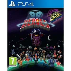 88 Heroes (PS4) £9.99 delivered @ Base