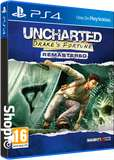 Uncharted: Drakes Fortune / Among Thieves / Drakes Deception Remastered (PS4) £5.86 Each Delivered @ Shopto / Shopto eBay (£5.85)