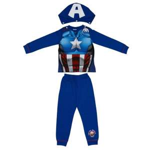 Avengers Dress up outfit (various ages) - £7.99 @ B&M