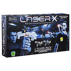 Laser X Double Pack - £40 @ Tesco
