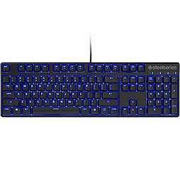 SteelSeries Apex M500 Gaming Keyboard for £49.99 (US layout). Lowest seen on Amazon is £80, but currently £100 @ Game