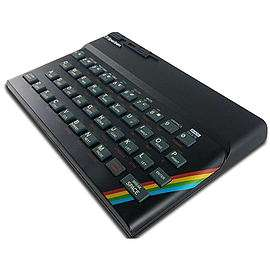 Recreated Sinclair ZX Spectrum £24.99 GAME