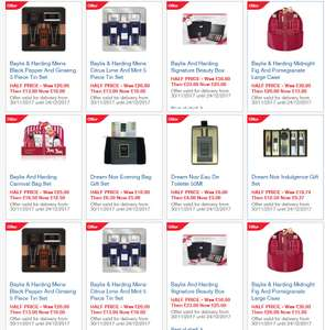 More than 200 half price gifts deals for Him, Her & Kids in tesco online & instore