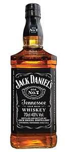 Jack Daniel's Old Number 7 Tennessee Whiskey, 70 cl £15 (Prime) / £19.75 (non Prime) at Amazon