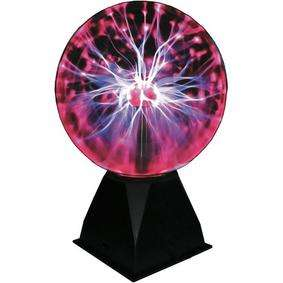 Maplin Eight Inch Interactive Red Plasma Ball £12.49