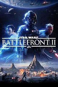 Star Wars Battlefront 2 £38.99 @ xbox.com