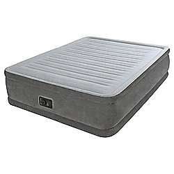 Intex Comfort Elevated Airbed with Built-In Pump - King Size £37.50 free c&c @Tesco Direct