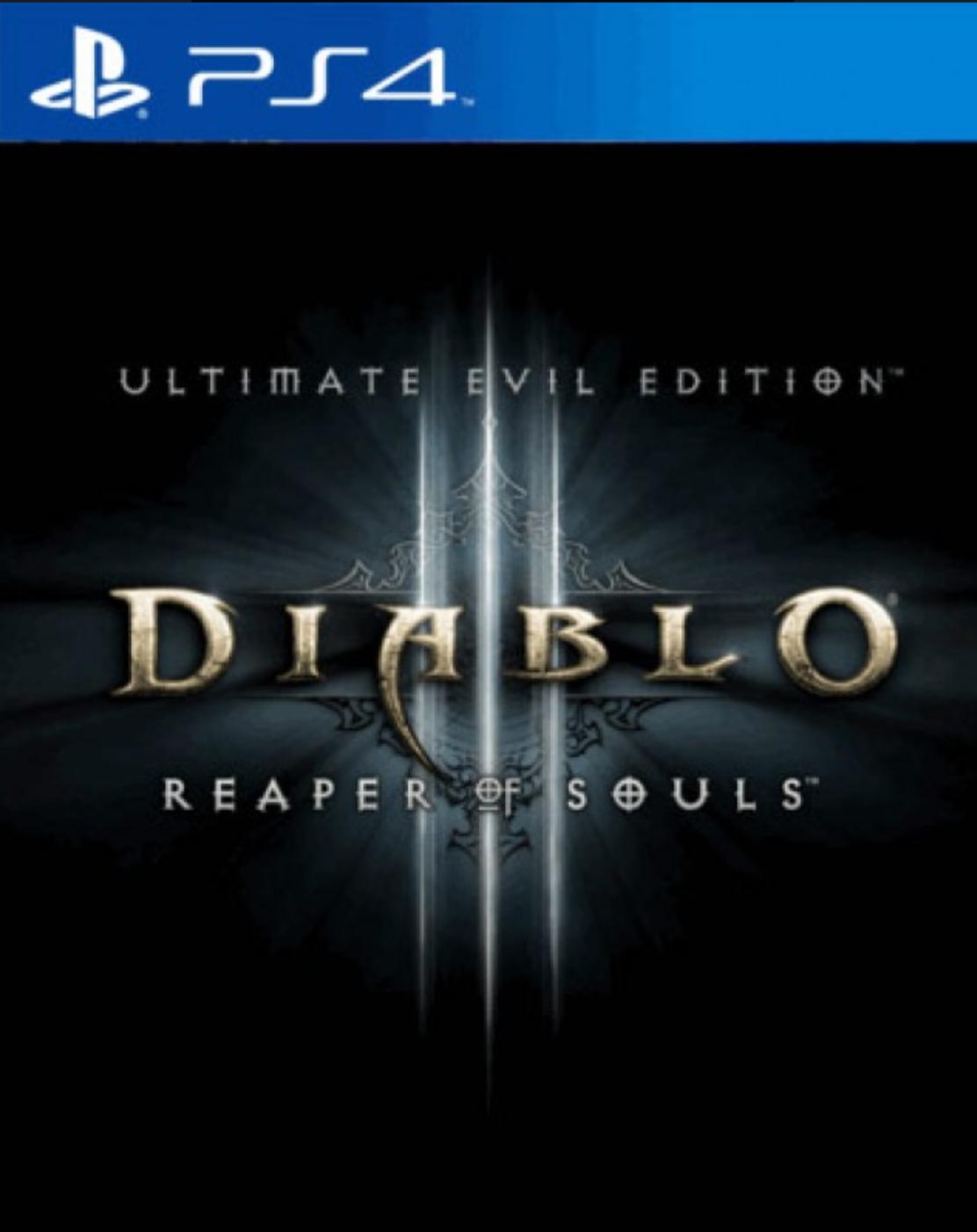 Diablo 3: Reaper Of Souls Ultimate Evil Edition [PS4] £14.95 @ TGC