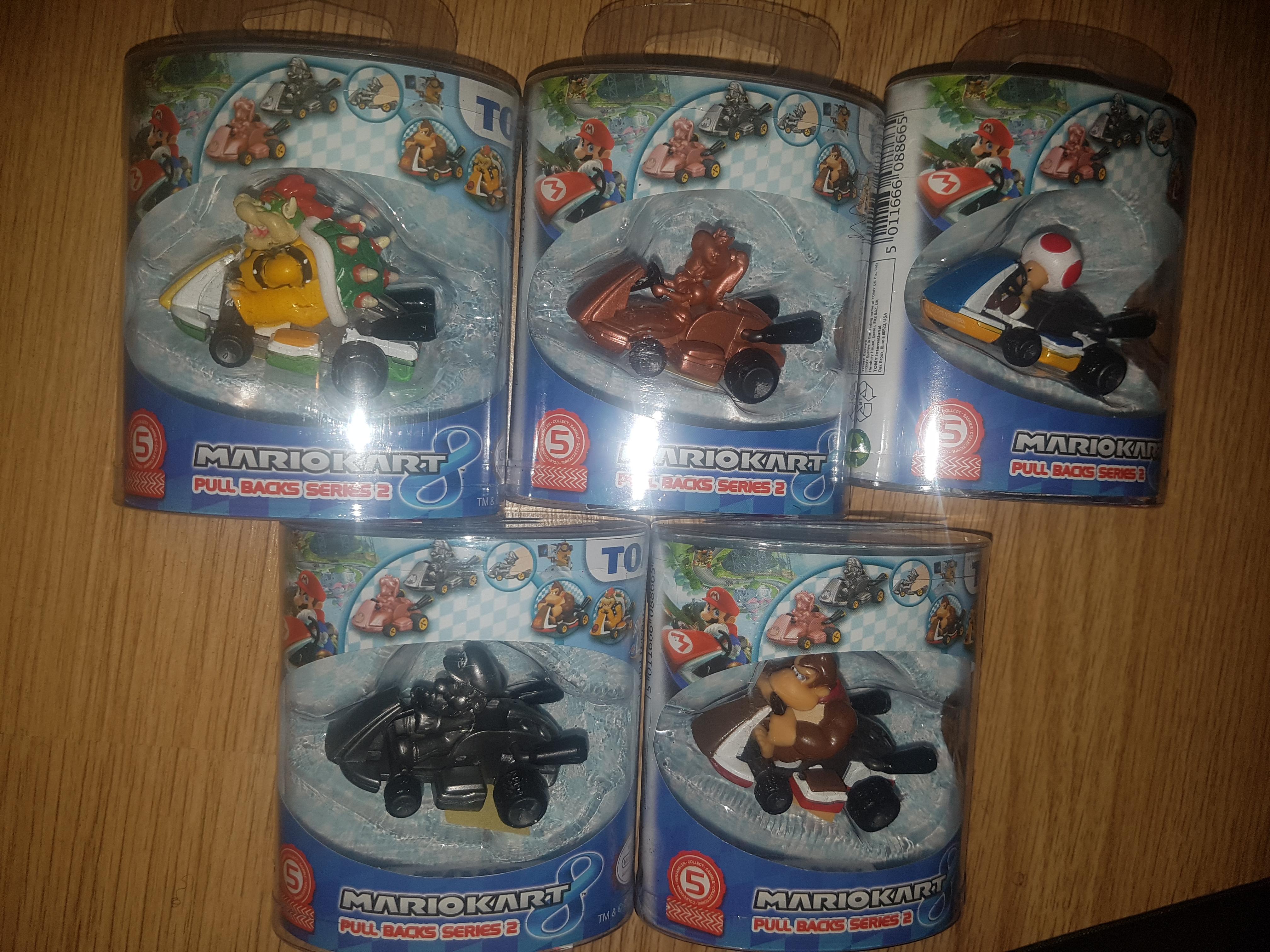 Mario Kart Pull Back racers £1 @ Poundland