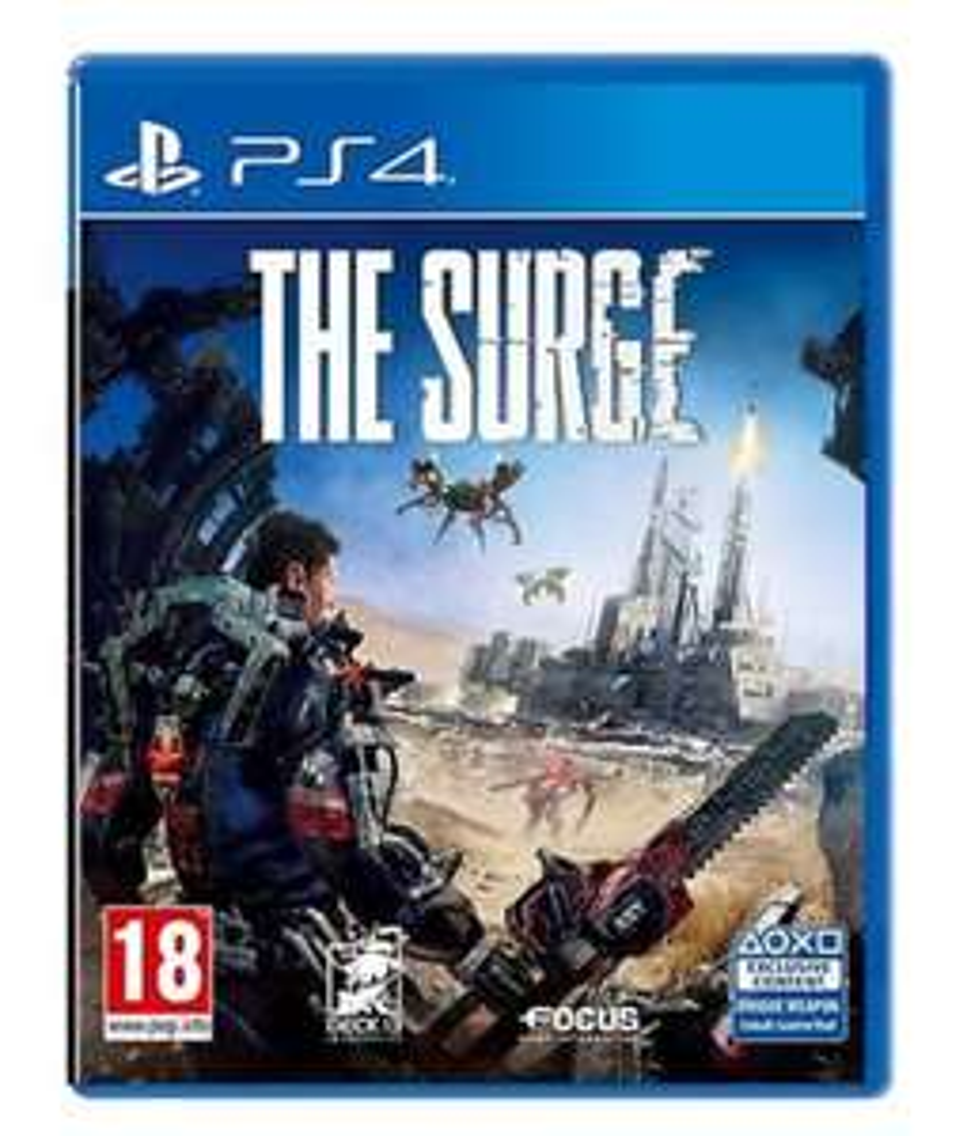 The Surge [PS4] £8.99 @ ebay: boomerangrentals