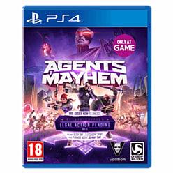 Agents of Mayhem PS4/XBOX £9.99 @ game