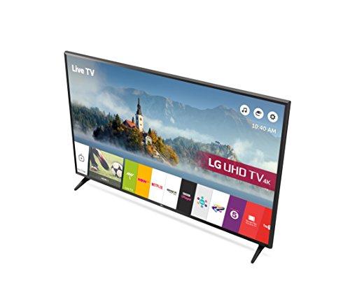 LG 65UJ630V 65 inch 4K Ultra HD HDR Smart LED TV (2017 Model) £849 Amazon