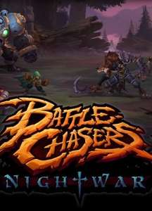 Battle Chasers Nightwar - PC Steam - £15.19 @ Instant Gaming