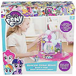 My Little Pony Sparkle Globe maker was £20 now £10 C+C @ Tesco Direct