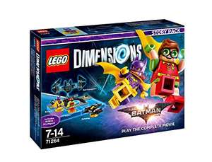 LEGO Dimensions Batman Story Pack £16.99  (Prime) / £19.98 (non Prime) at Amazon