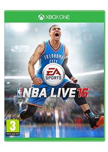 NBA Live 16 (Xbox One) £2.94 Delivered @ Base