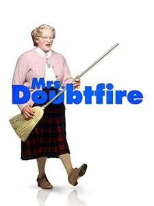 Mrs Doubtfire to own H/D @ Amazon video £1.99