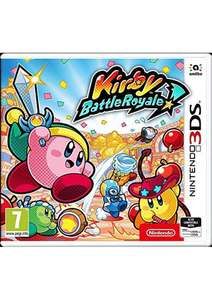 [Nintendo 3DS] Kirby Battle Royale - £16.85 - Simply Games