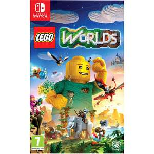 Lego Worlds - Nintendo Switch - £21.75 @ TGC