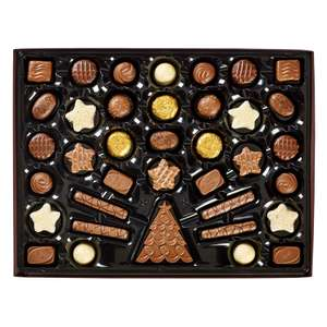 FREE Christmas Selection box worth £12 when spending £20 online @ Thornton's