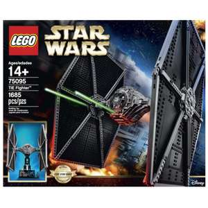 Lego Star Wars Tie Fighter 75095 - £149.98 @ Toys r Us