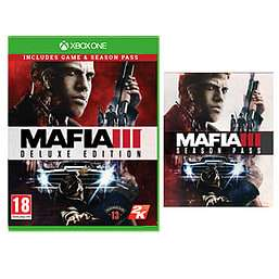 Mafia III Deluxe Edition (Xbox One) £15.99 Delivered @ GAME