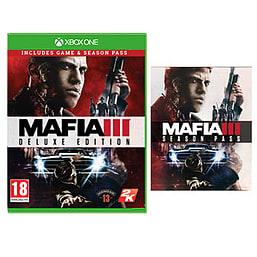 Mafia III Deluxe Edition (Xbox One) £15.99 Delivered @ GAME
