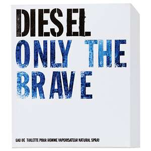 Diesel Only The Brave Eau de Toilette Spray 50ML - £18.70 (+£2 C&C or £3.50 P&P) @ John Lewis