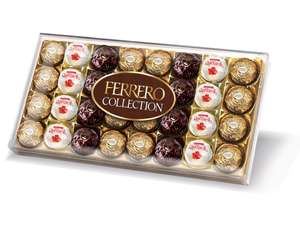 Ferrero Collection (Pack of 32 Pieces) £7.29 (+£3.99 non-prime) Dispatched from and sold by Amazon