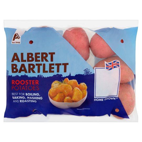 Albert Bartlett Rooster Potatoes (2Kg Pack) ONLY £1.50 @ Tesco