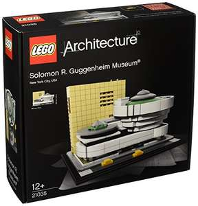 LEGO Architecture 21035 Guggenheim Building £42.85 - Amazon 34% Discount