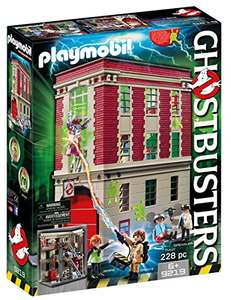 Playmobil Ghostbusters Fire Headquarters £43.58 @ Amazon