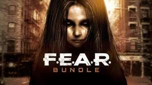 (Steam, PC) F.E.A.R Bundle (All 3 games inc DLC for FEAR 2) £3.27 (£2.95 WINTER10) @ Fanatical