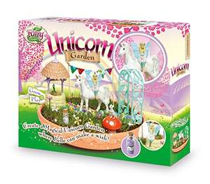 My Fairy Garden Unicorn Garden £9.65 prime / £14.40 non prime sold by Fun Fuzion and fulfilled by Amazon