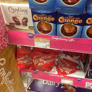 Terry's chocolate orange only £1 in Superdrug