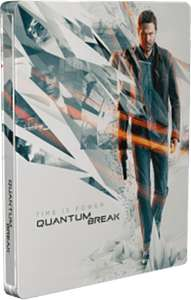 Quantum Break Steelbook (Case Only) - £3.00 Delivered at Game