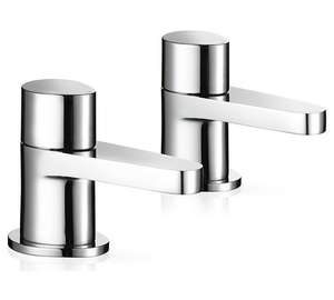 Mira Precision Basin Pillar Taps £22.50 @ Argos