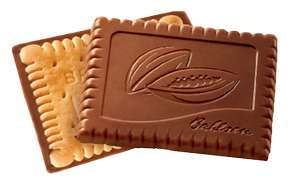 Bahlsen choco leibniz Milk or Dark choc biscuits 125g £1.55 for TWO - WAITROSE