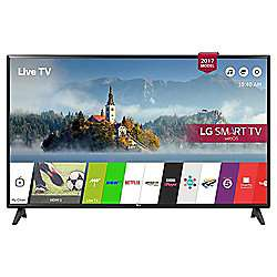 LG 49LJ594 49 Inch Smart Full HD LED TV with Freeview Play @ Tesco Direct