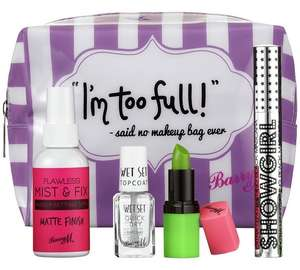 Barry M Essentials Make Up Kit was £14.99 now £5.99 with code @ Argos (also Barry M Natural Beauty Set was £14.99 now £9.59)